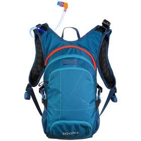 SOURCE Fuse Pack Hidratación 3+9l, azul